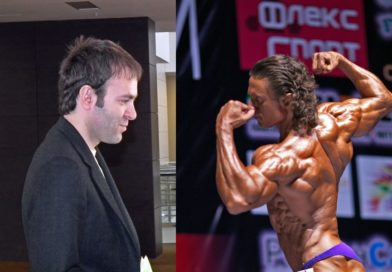 Шахматист Серпер отодвинул бодибилдера Романова от контракта