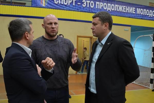 Сергей Сурков ОНФ