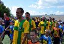 Команда австралийских болельщиков сыграла в футбол с чиновниками Самарской области