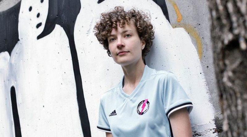 Футбольная форма GirlPower от Adidas