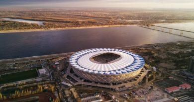 Стадион «Волгоград Арена» готов к передаче региону