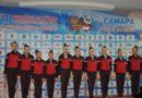 Гимнастки Самарской области выступили на уровне сборной Китая