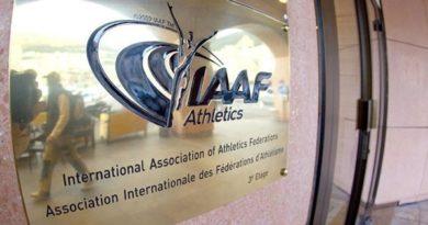 Российские спортсмены не вошли в перечень номинантов на звание атлета года по версии IAAF