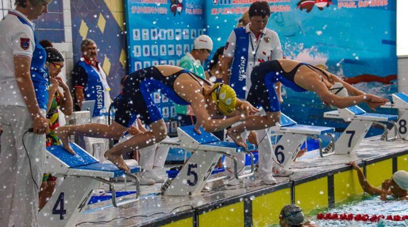 Спортсменам из КНР в плавании не было равных