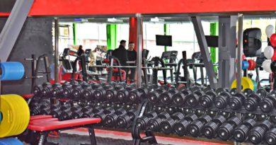 В России только 3% населения ходят в фитнес-клубы