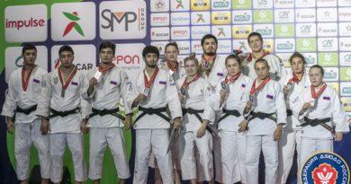 Дзюдоистка из Тольятти завоевала серебро на командном Первенстве мира